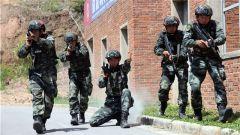 武警西双版纳支队:极限训练 锻造未来战场的尖刀利刃