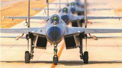 新时代的人民空军:胸怀凌云壮志 搏击万里长空