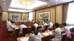 解放军和武警部队代表团分组审议政府工作报告