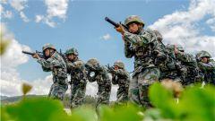 """陆军第75集团军某合成旅:紧抓驻训""""黄金期"""" 全力提升战斗力"""