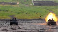 日本举行年度富士综合火力演习