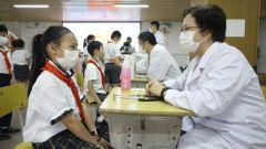 联勤保障部队第909医院:健康过六一  挽手共抗疫