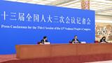 5月28日,国务院总理李克强在北京人民大会堂出席记者会并回答中外记者提问。 新华社记者 陈晔华 摄