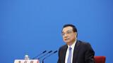 5月28日,国务院总理李克强在北京人民大会堂出席记者会并回答中外记者提问。 新华社记者 姚大伟 摄