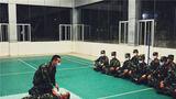 战场救护训练
