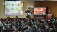武警甘肃总队:学习两会精神 投身强军实践
