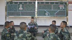 武警曲靖支队:持续推动新《纲要》在军营落地落实