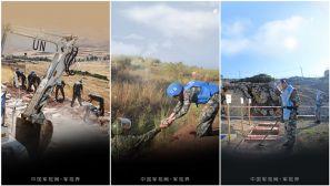 【军视界·国际维和人员日】中国蓝盔,一直在路上!