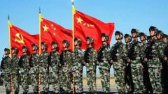 """解放军和武警部队代表:坚决维护国家主权、安全、发展利益 确保""""一国两制""""事业行稳致远"""