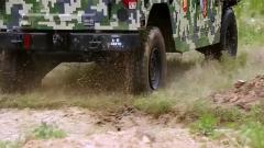 特种防爆轮胎:提高车辆机动性 作战车辆的防护盾