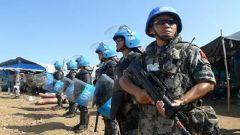 """专访:中国维和人员发挥着""""弥足珍贵的作用""""——访联合国副秘书长拉克鲁瓦"""
