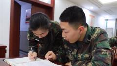 今年軍隊自學考試今日起重新報名