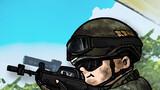 中国人民武装警察部队:做忠诚卫士,筑钢铁长城!