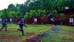 南部战区陆军某边防旅开展班战术考核 筑牢战斗力根基
