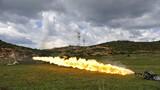 噴火專業訓練