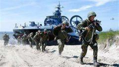 俄罗斯:今年不会在靠近北约国家边境地区举行大规模军演