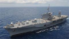 美海军高龄战舰因疫情滞留海上70天 叶海林:去留都可能是被迫