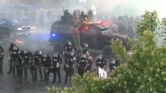 专家:美国内局势到了临界状态 五角大楼要求军队进入戒备状态