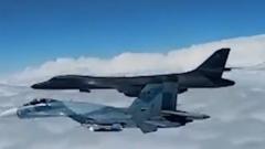 美国轰炸机此时挑衅俄罗斯目的何在? 杜文龙:威慑俄罗斯争军费
