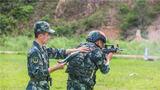 步枪限时快速射击训练