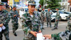 貴州威寧縣人武部:練兵備戰和征兵宣傳兩不誤