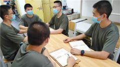 國防科大學員多措并舉學習兩會精神