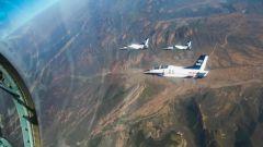 【直擊演訓場】海軍航空大學:飛行學員首次對地實彈攻擊訓練