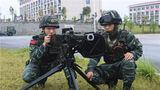 重火器操作训练