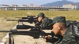 狙击定型训练