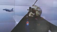 空军航空兵某旅跨昼夜海上飞行训练