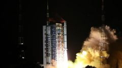 我国成功发射海洋一号D卫星