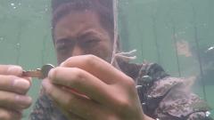 【第一軍視】屏住呼吸!跟著偵察兵在水下囚籠中逃生
