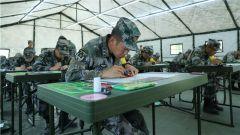 陸軍第78集團軍某旅組織階段性專業考核 加速戰斗力有效提升