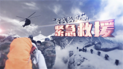 """《军事纪实》20200612 """"雪域孤岛""""的紧急救援"""