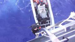 【直擊演訓場】亞丁灣:海軍護航編隊緊貼任務開展實戰化練兵