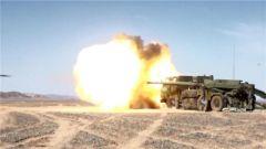 【直擊演訓場 陸軍第74集團軍某旅】西北戈壁 多型火炮火力全開