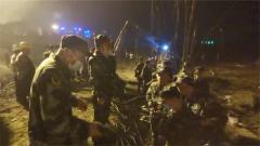 浙江温岭槽罐车爆炸:武警台州支队官兵紧急出动 参与救援