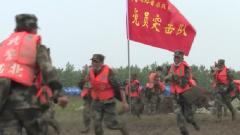 水陆空协同 多部门联合开展防汛抢险演练