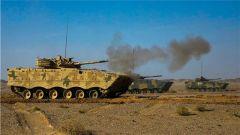 陸軍第76集團軍某旅開展實彈射擊訓練 錘煉部隊精準打擊力