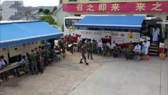 世界獻血者日:部隊官兵踴躍無償獻血