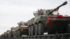 【第一军视】战车列阵!转型换装提升战斗力