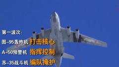 杜文龙:能看到打不到 俄轰炸机多批次出动向美展示连续攻击能力