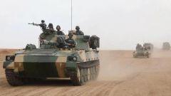 【直擊演訓場】猛攻猛打 陸軍第81集團軍某旅多兵種戰術協同演練