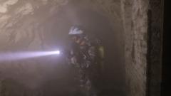 """浓烟 缺氧 封闭环境 海军陆战队射击训练前的特殊环节太""""硬核"""""""