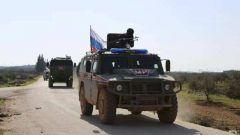 俄土聯合巡邏隊在敘利亞北部遭炸彈襲擊