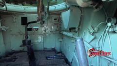 """探秘T-34坦克戰斗室 看完替炮手""""捏把汗"""""""