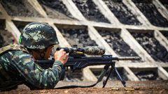 西南邊陲  特戰隊員開展極限訓練強意志
