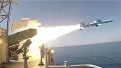 伊朗海軍宣布成功試射新型巡航導彈