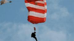 空中突擊隱蔽滲透 以實戰標準鍛造特戰精英