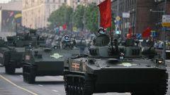 莫斯科舉行紀念衛國戰爭勝利75周年閱兵第二次夜間彩排